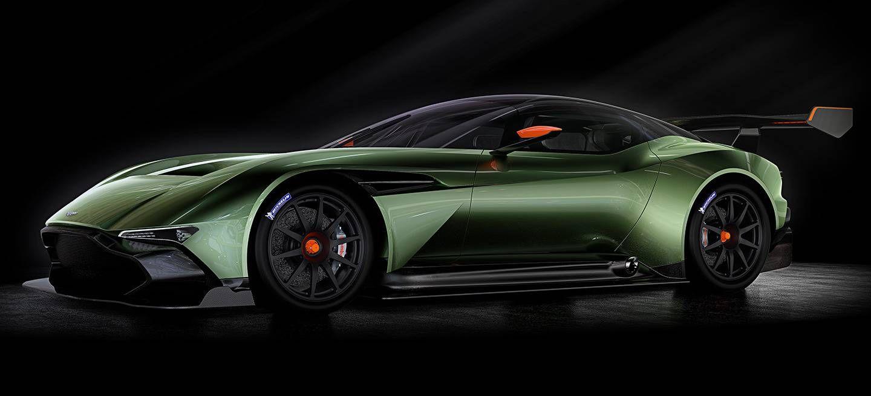 Aston martin vulcan aston martin desata su rabia contenida con 800 cv solo para