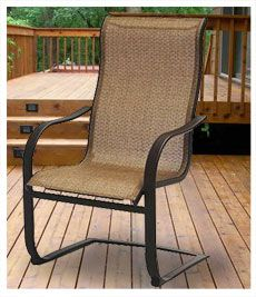 Replace Your Patio Chair End Caps