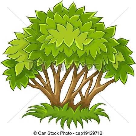 Image Result For Bushes Clip Art With Images Green Green