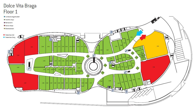 circular shopping mall plan google search mall