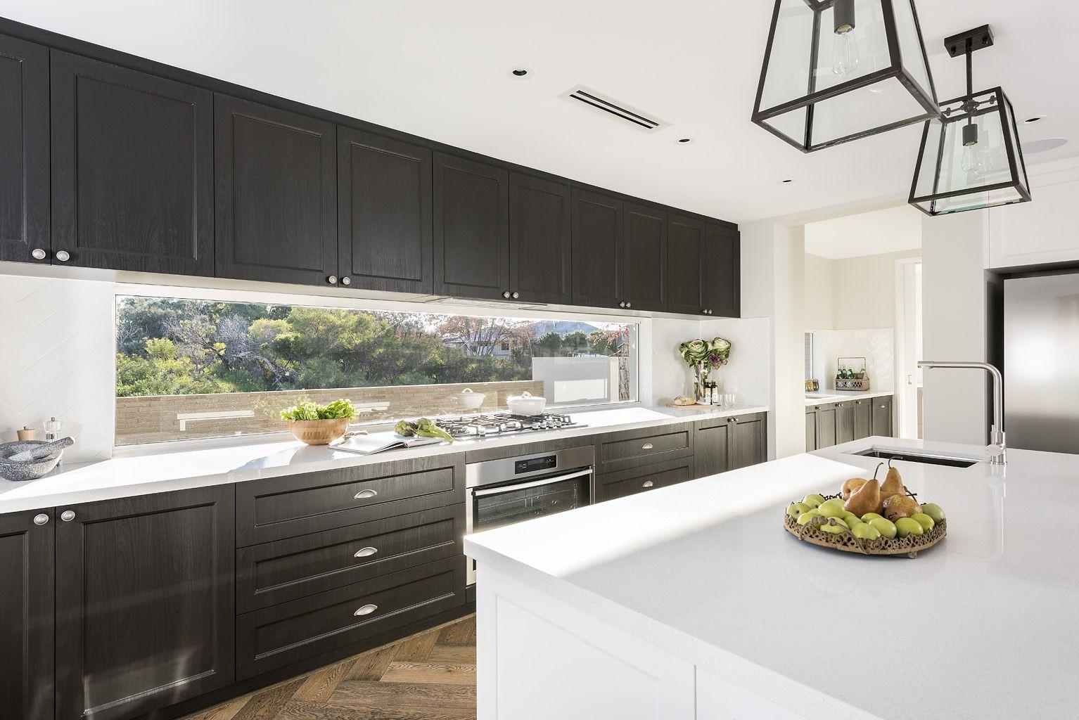 The Toorak By Webb & Brown-Neaves: Kitchen.