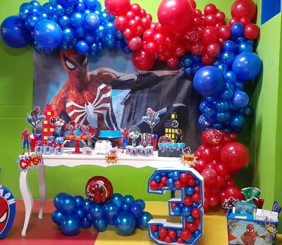 16 Ideas De Spiderman Cumpleaños Hombre Araña Cumpleaños Spiderman Fiesta De Cumpleaños De Spiderman
