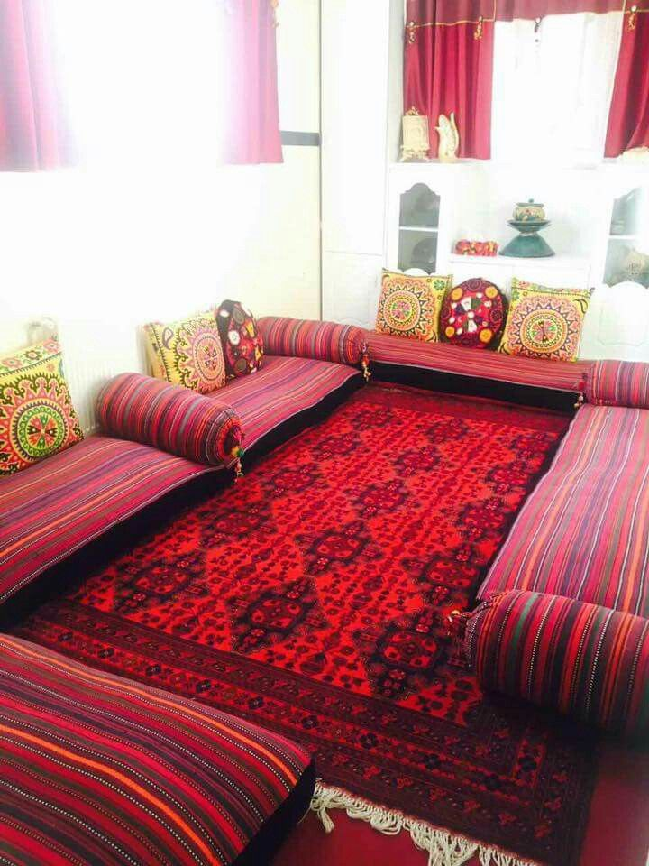 Afghan Decorecion Home Ideas In 2019 Bedroom Decor