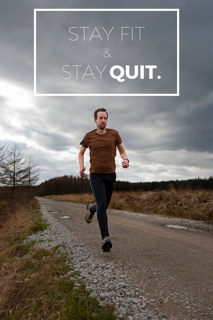 Making Fitness Part Of Your Lifestyle Can Help You Achieve Your Smokefree Goals Exercise Ca
