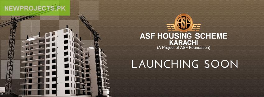 ASF Housing Scheme Karachi Newprojects.pk Schemes