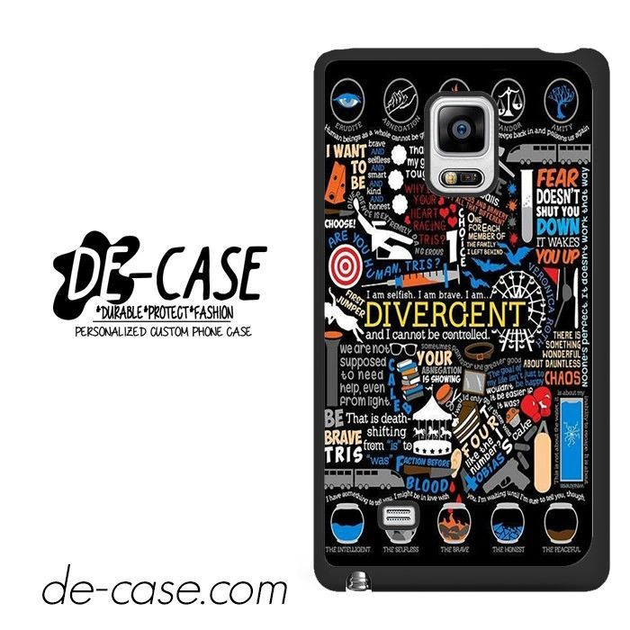 Divergent Art DEAL-3468 Samsung Phonecase Cover For Samsung Galaxy Note Edge