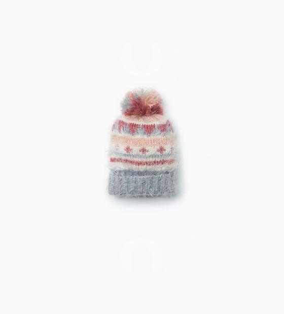 ZARA - KIDS - Triangle hat