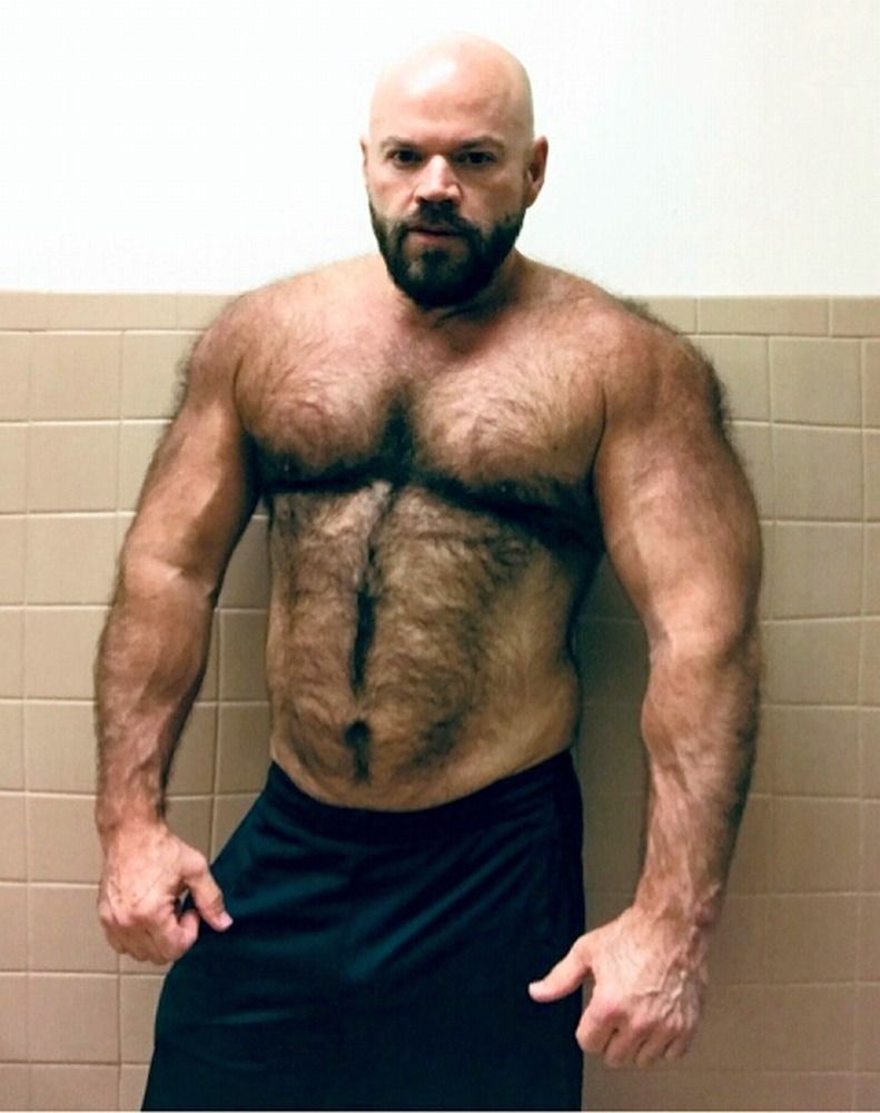 Blog: VISIT MY OTHER TUMBLR BLOGS: Hairy, Bearded And Older Men