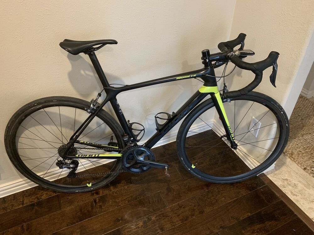 1c20637cbfe 2017 Giant TCR Advanced Pro 1 UPGRADED Electronic Ultegra Di2 Carbon Road  Bike
