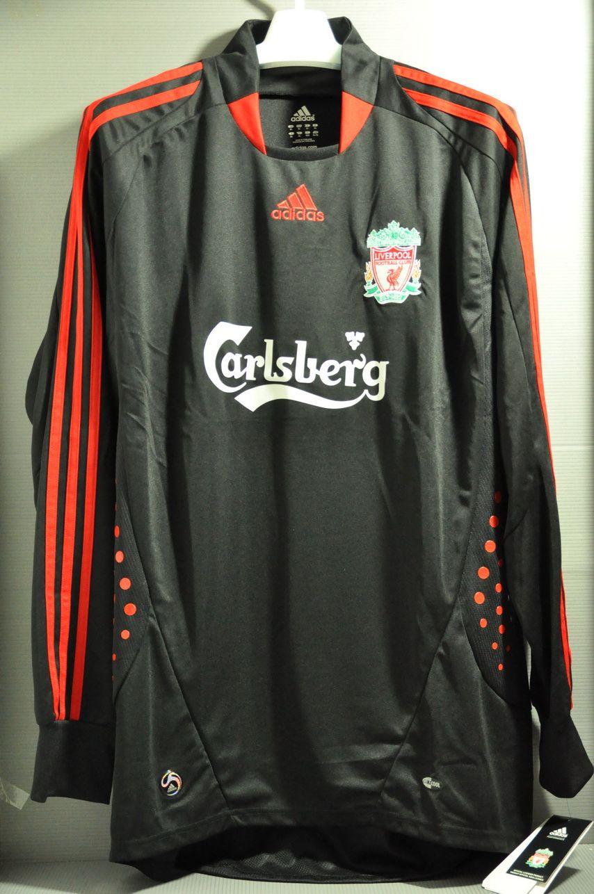 Liverpool Goalkeeper Jersey Shirt Long Sleeves Epl Premier League Epl Premier League Liverpool Goalkeeper Premier League