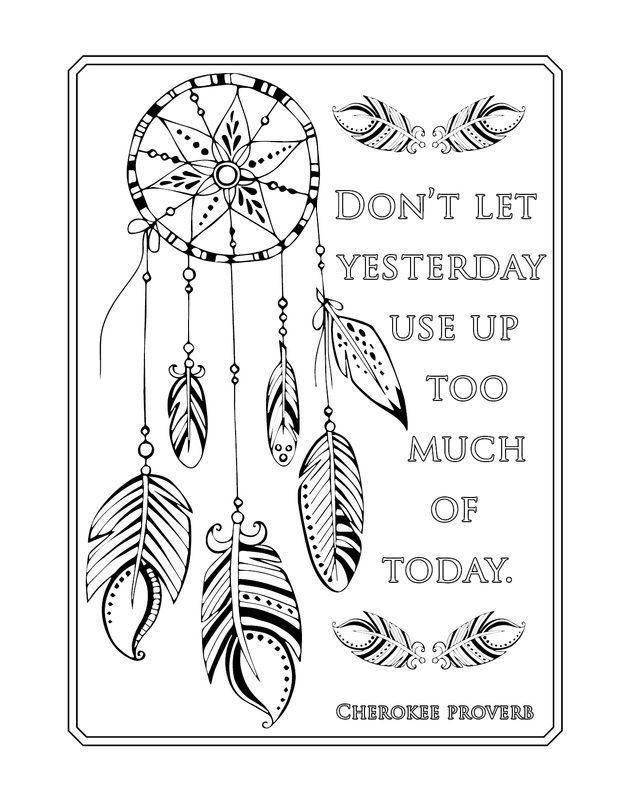 Page From The Books Being In The Now A Colouring Book Which Contains Illustrated Mindfulness Quo Quote Coloring Pages Tattoo Coloring Book Mom Coloring Pages