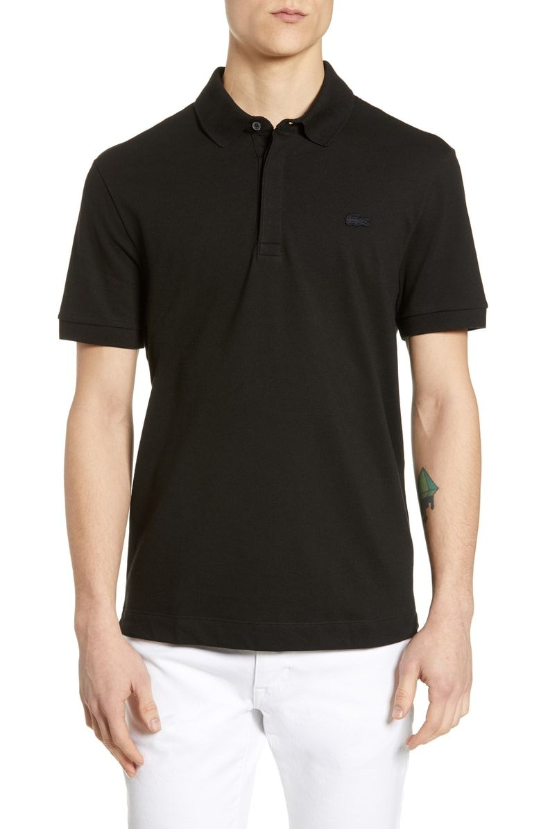 05082c5a5c LACOSTE Paris Regular Fit Stretch Polo.  lacoste  cloth