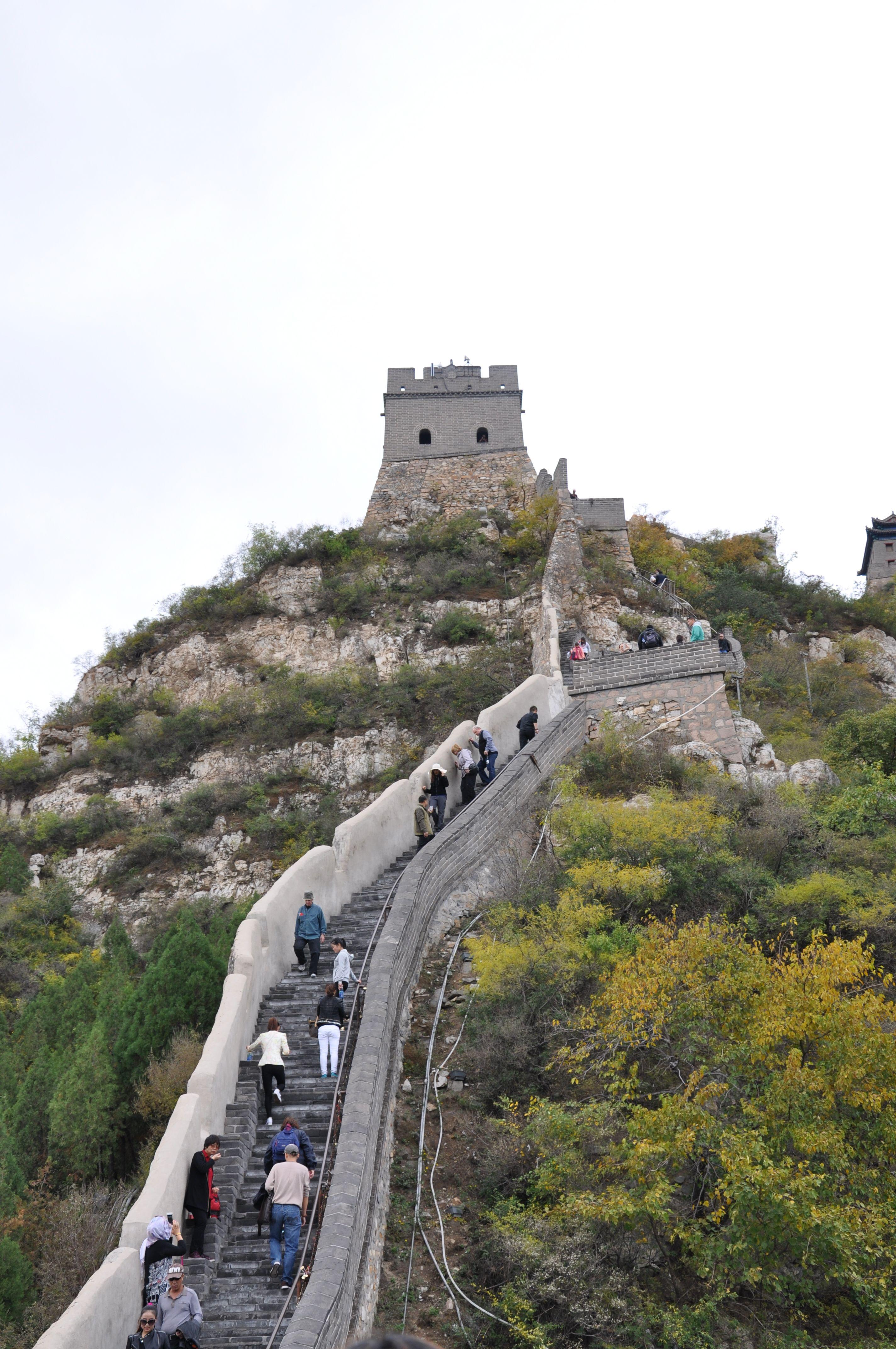 La Gran Muralla China / Beijing / #China