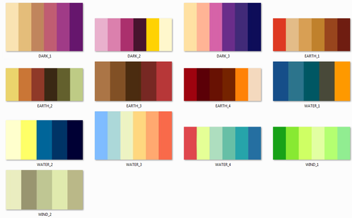 Color Schemes On Tumblr Good Color Combinations Color Schemes Logo Color Combinations
