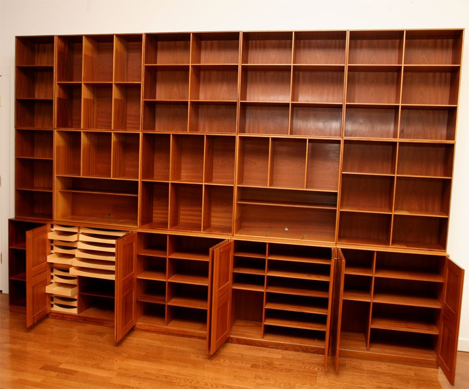 Mid Century Mogens Koch Bookcase image 3 - Mid Century Mogens Koch Bookcase Image 3 House Pinterest Mid