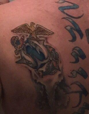 Tattoo Reborn By Purgatory Tattoos You Rocked It J Rock Animal Tattoo Tattoos Jrock