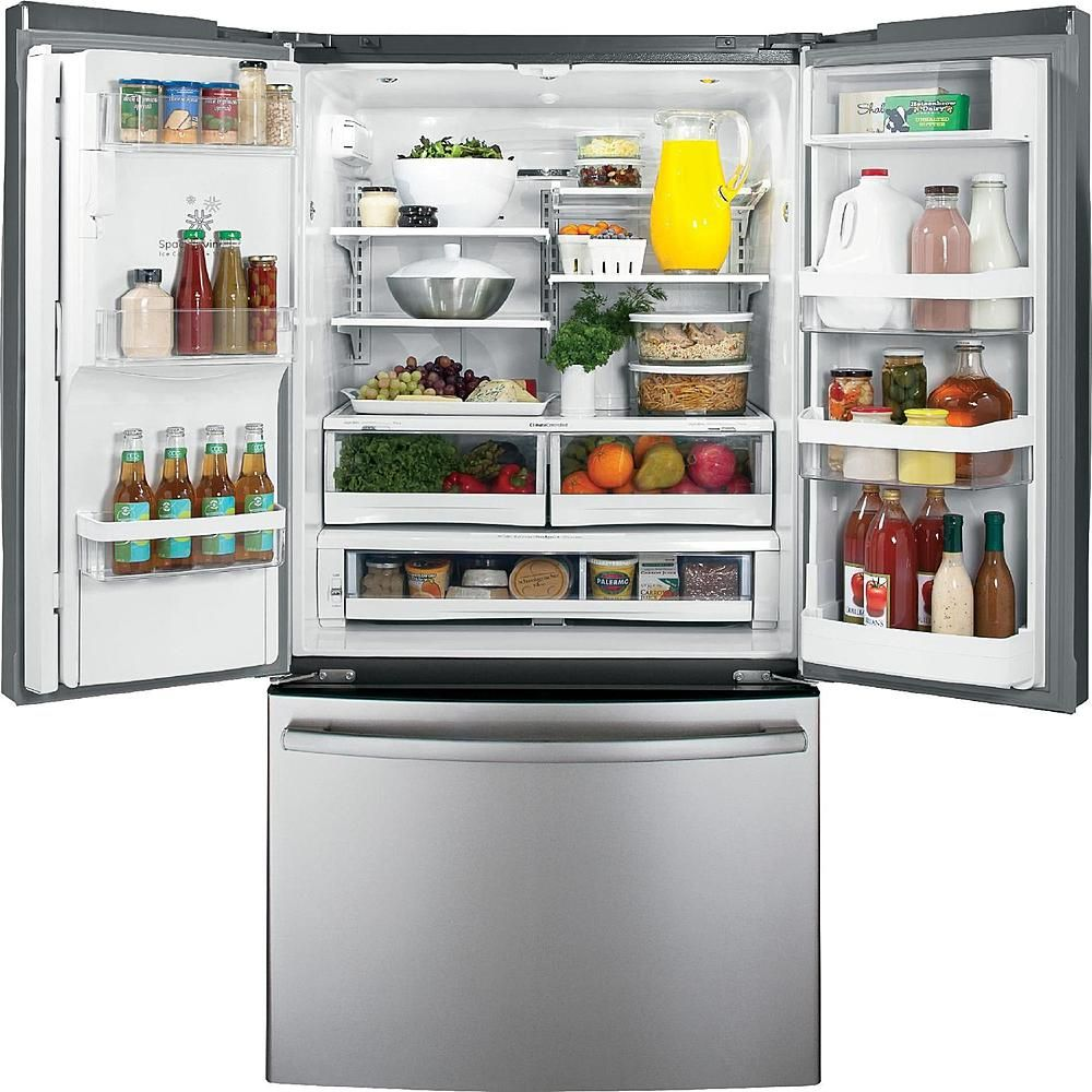 ge french door refrigerator cu ft gfehsdss sears