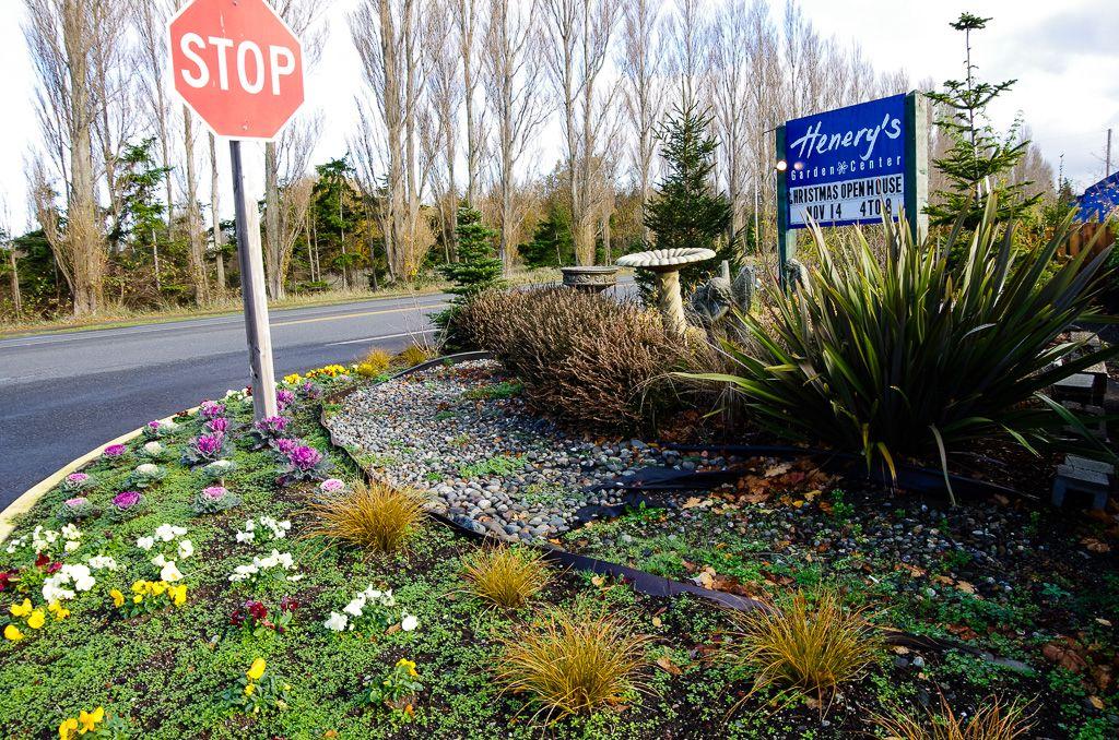 Henery's Garden Center, Port Townsend, Washington