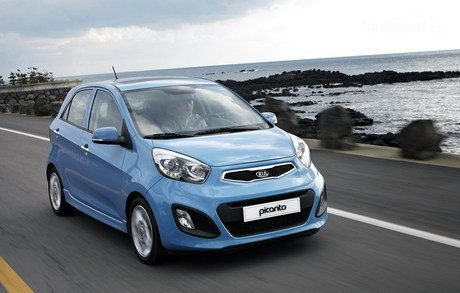 Kia Picanto Kia Kia Picanto City Car Best First Car