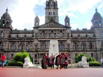 Ciudad de glasgow europa reino unido pinterest for Oficina de turismo de escocia