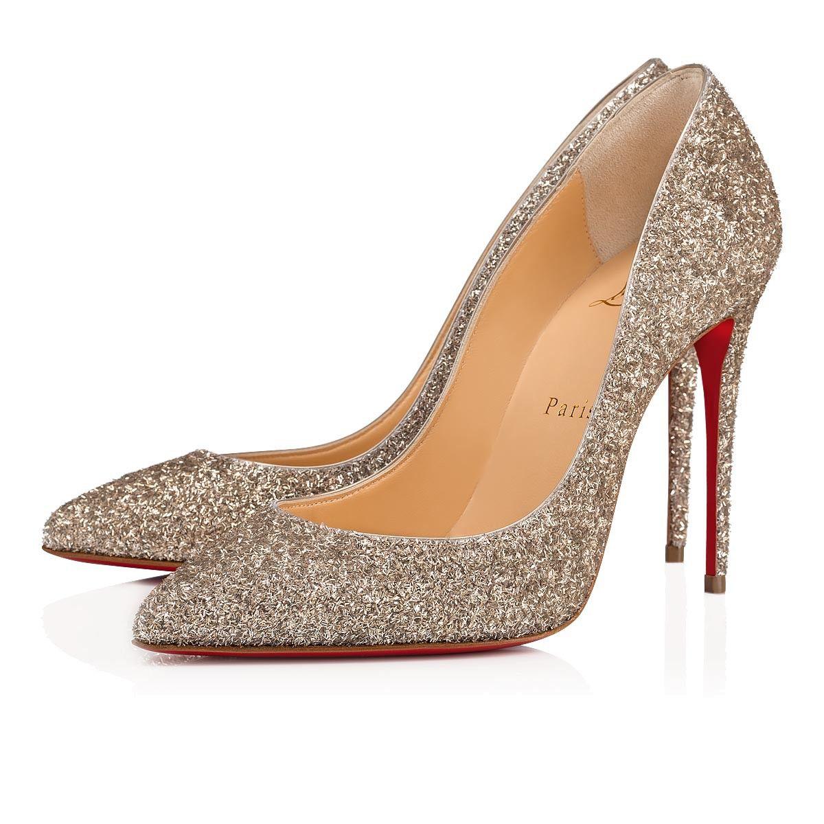 d9c650bf772 Pigalle Follies Glitter Givre 100 Perle Glitter - Women Shoes ...