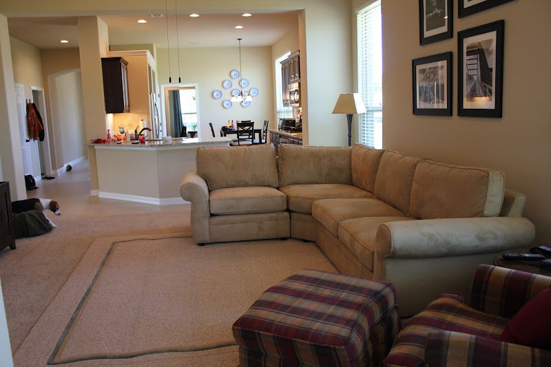 sectional with recliner for small spaces | sectional sofa placement ...