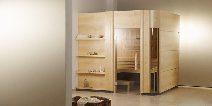 Designsauna - Refugio - KLAFS Sauna und Wellness Design für - sauna designs zu hause