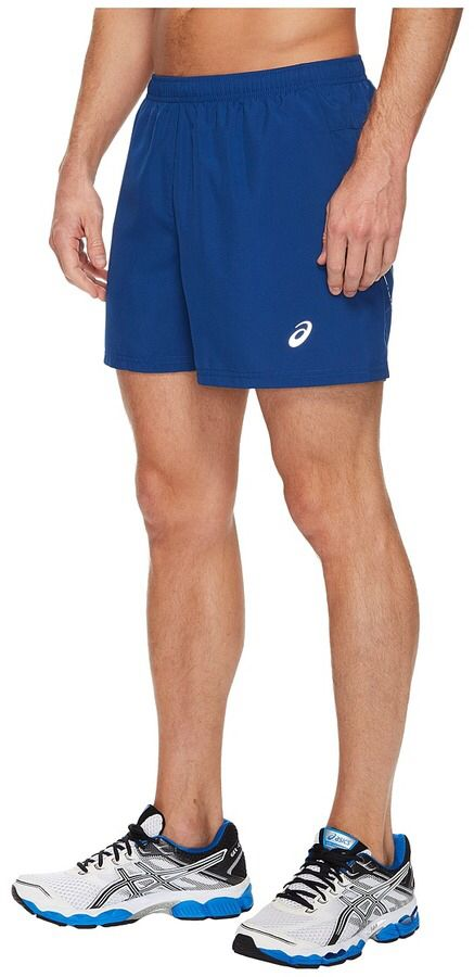 asics gym shorts