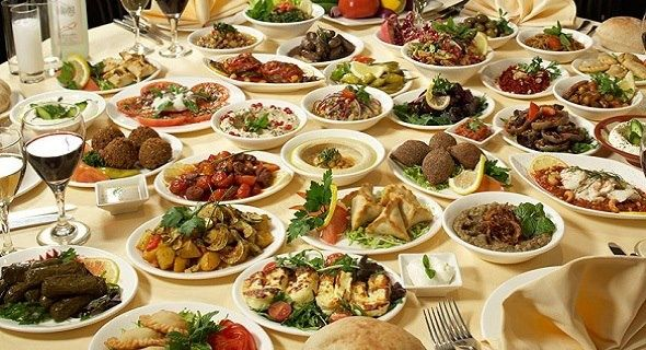 Armenian Food Recipes With Pictures Armenian Food Lunch