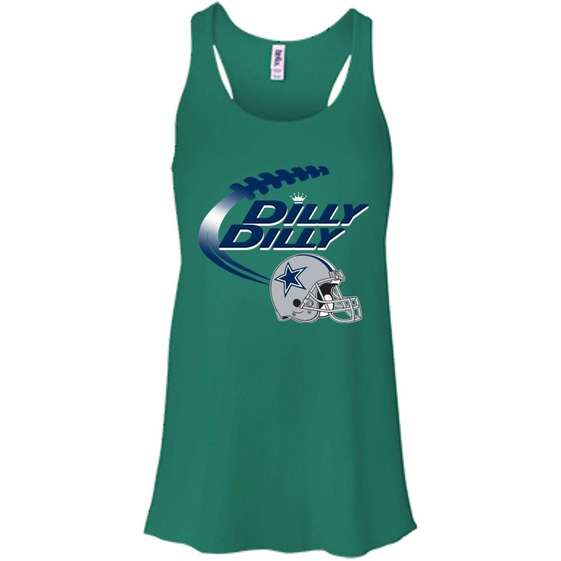 b10fad24 Bud Light Dilly Dilly Dallas Cowboys Helmet Logo T-shirt | Dallas ...