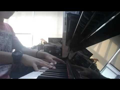 Chandelier by Sia - Piano Cover