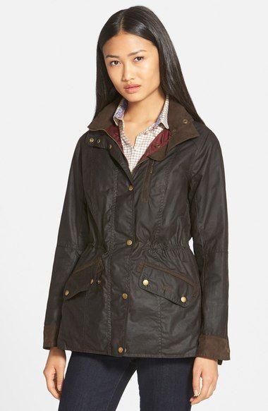 are barbour wax jackets waterproof