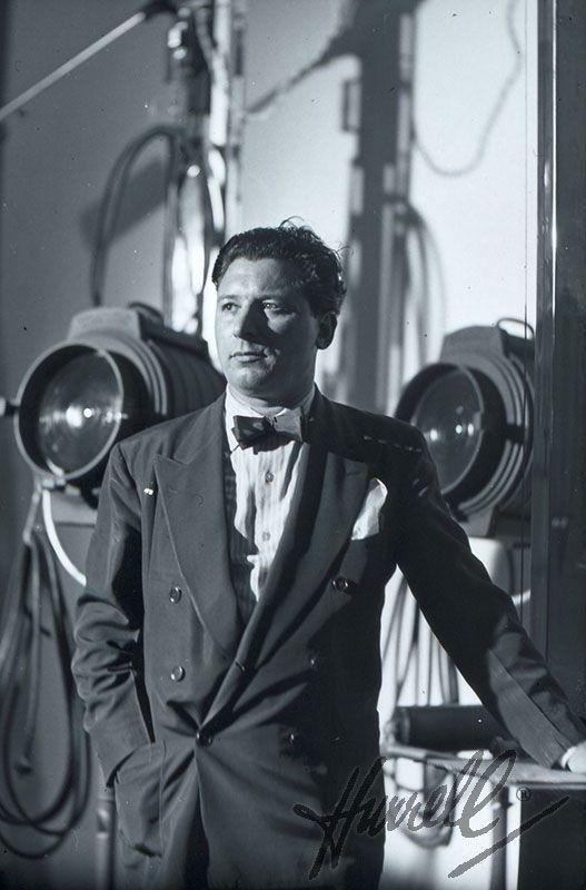 George Hurrell at MGM 1930