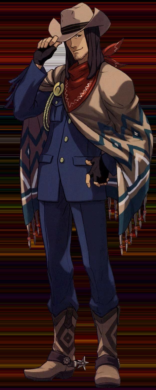 Jake Marshall Phoenix Wright Ace Attorney Phoenix Wright