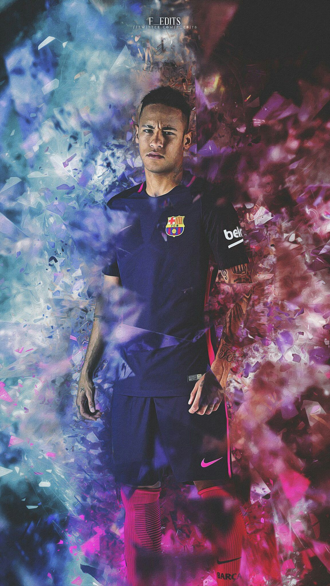 footballislife Barcelona ️⚽️ Neymar jr, Neymar e