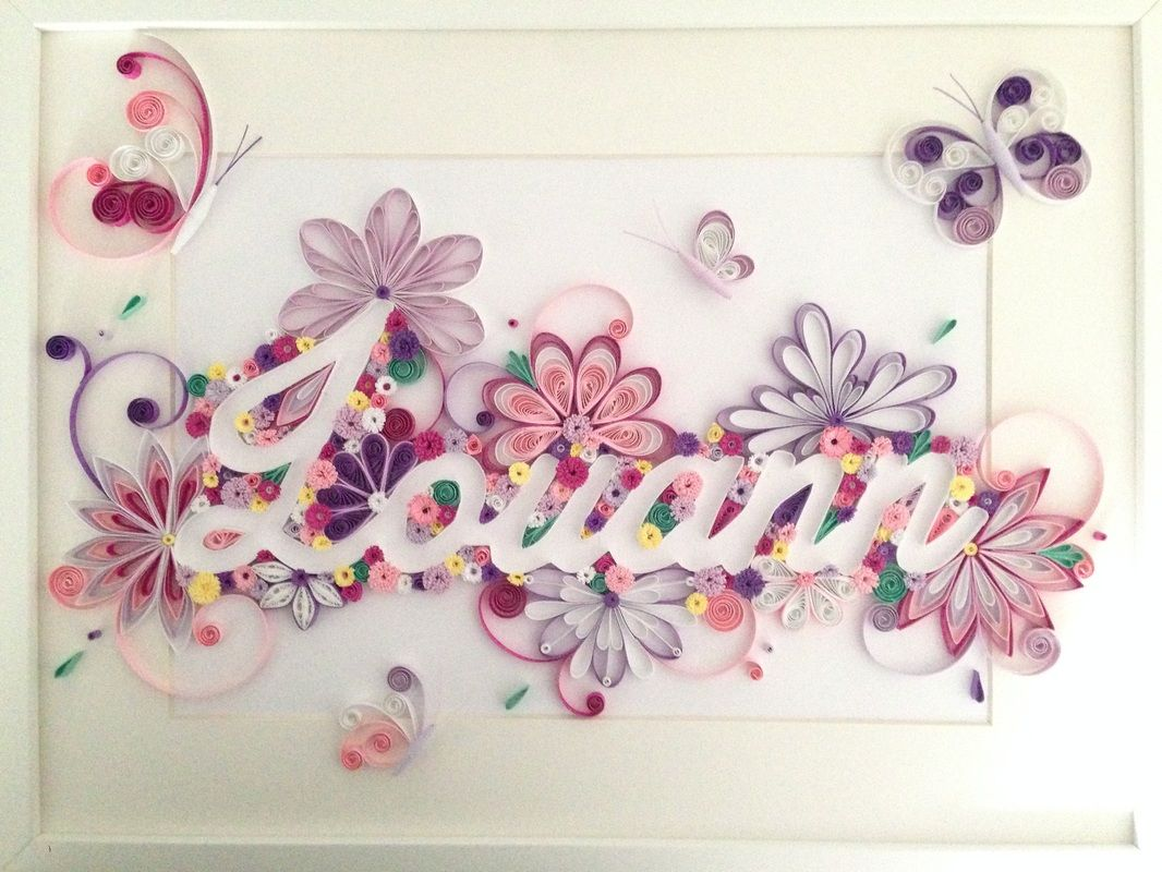 Made In paper | Quilling Picture Frames | Pinterest
