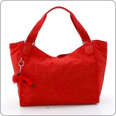 Tasche-Kipling-Sarande-Cardinal-Red