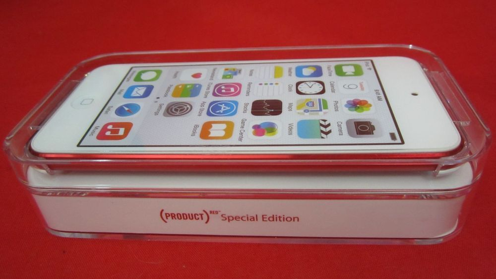 iPod Touch (RED) 5th Generation | Flickr - Photo Sharing!  |Ipod 5th Generation Red