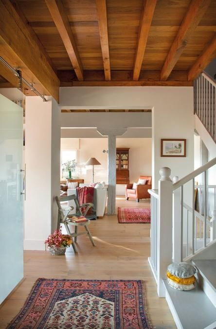 Interiors also my leitmotiv blog de decoracion es hora mezclar interior rh pinterest