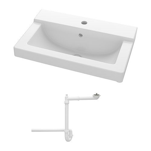 Talleviken Sink Bowl From Ikea, 80 Dollars. Yowza!