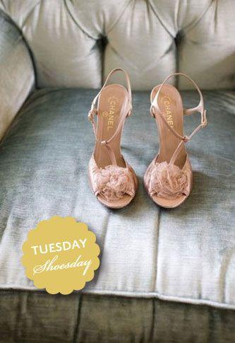 Perfect Bride Shoes <3