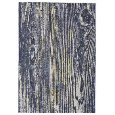 """Room Evny Cambrian Gray Area Rug Rug Size: Runner 2'10"""" x 7'10"""""""