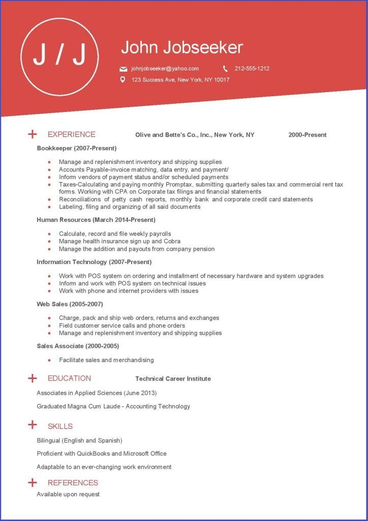 Argentina Resume Template Resume Downloads Creative Resume - resume template word 2013