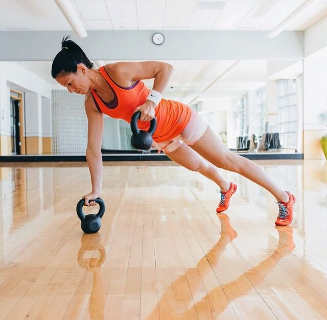 Beat Your Limits Then Repeat Nike Women Mariepurvis Training Motivation Kettlebell Workout Workout