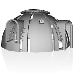 Japan S Styrofoam Dome Homes The Come Up Pinterest