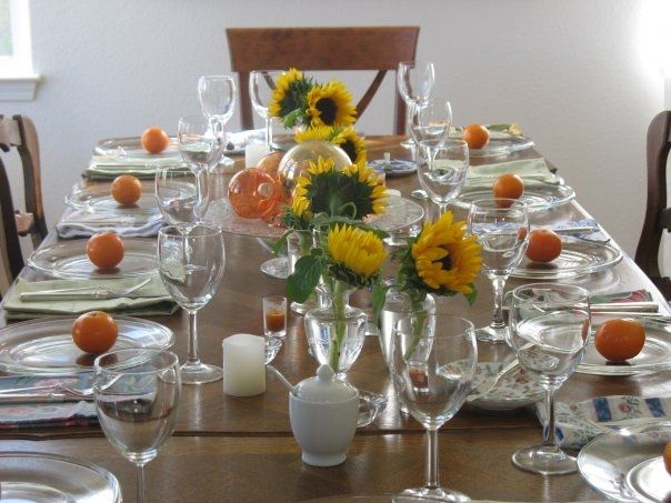 Yellow sunflowers make this #HomeGoodsWedding country chic. Repin to win!