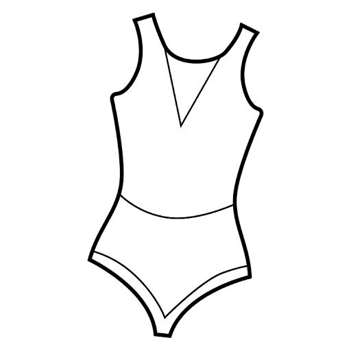 Mewarnai Gambar Bikini Wanita  80b92638c6