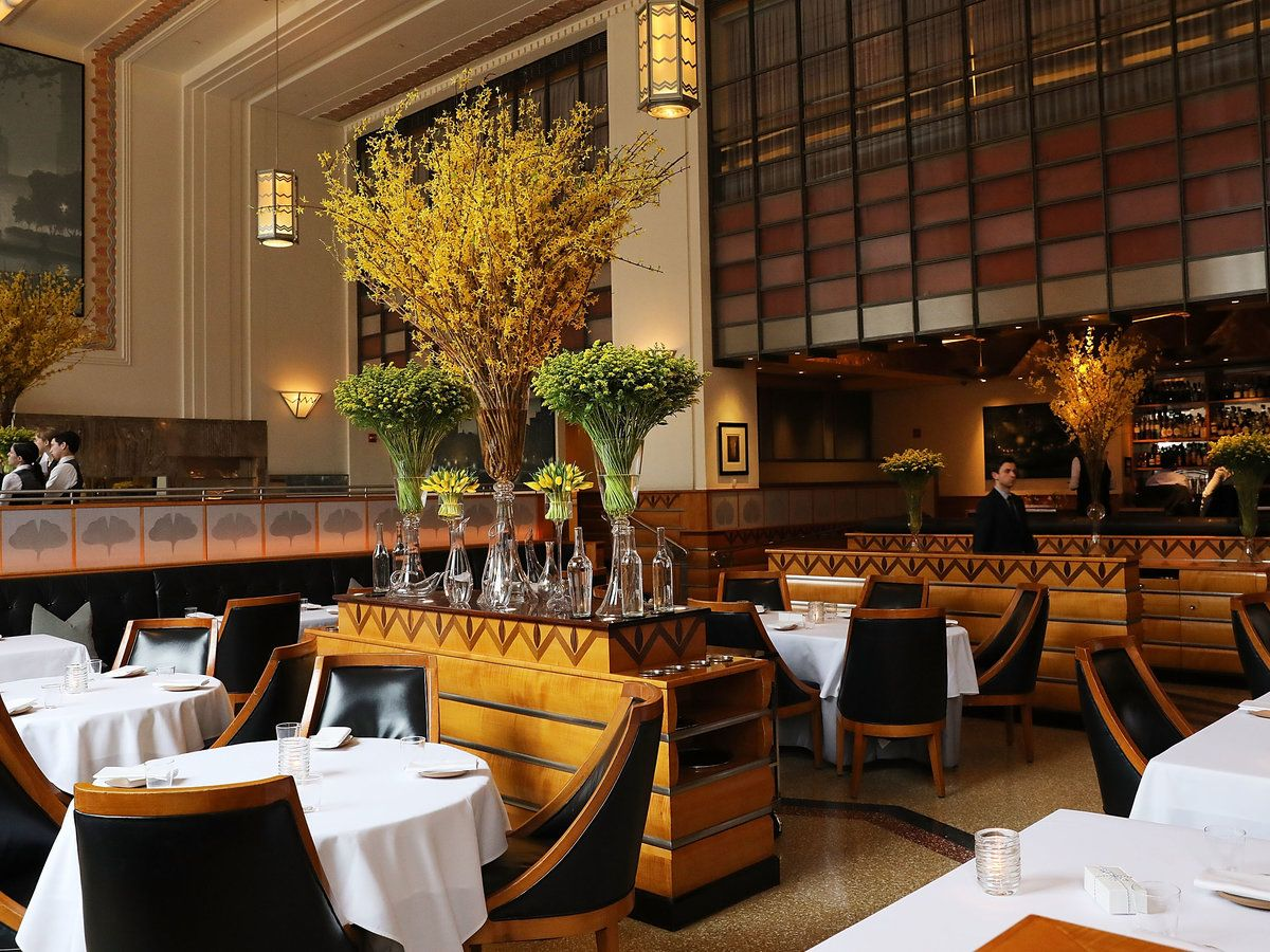 These Are Nyc S Michelin Starred Restaurants For 2019 Eleven Madison Restaurant New York Eleven Madison Park