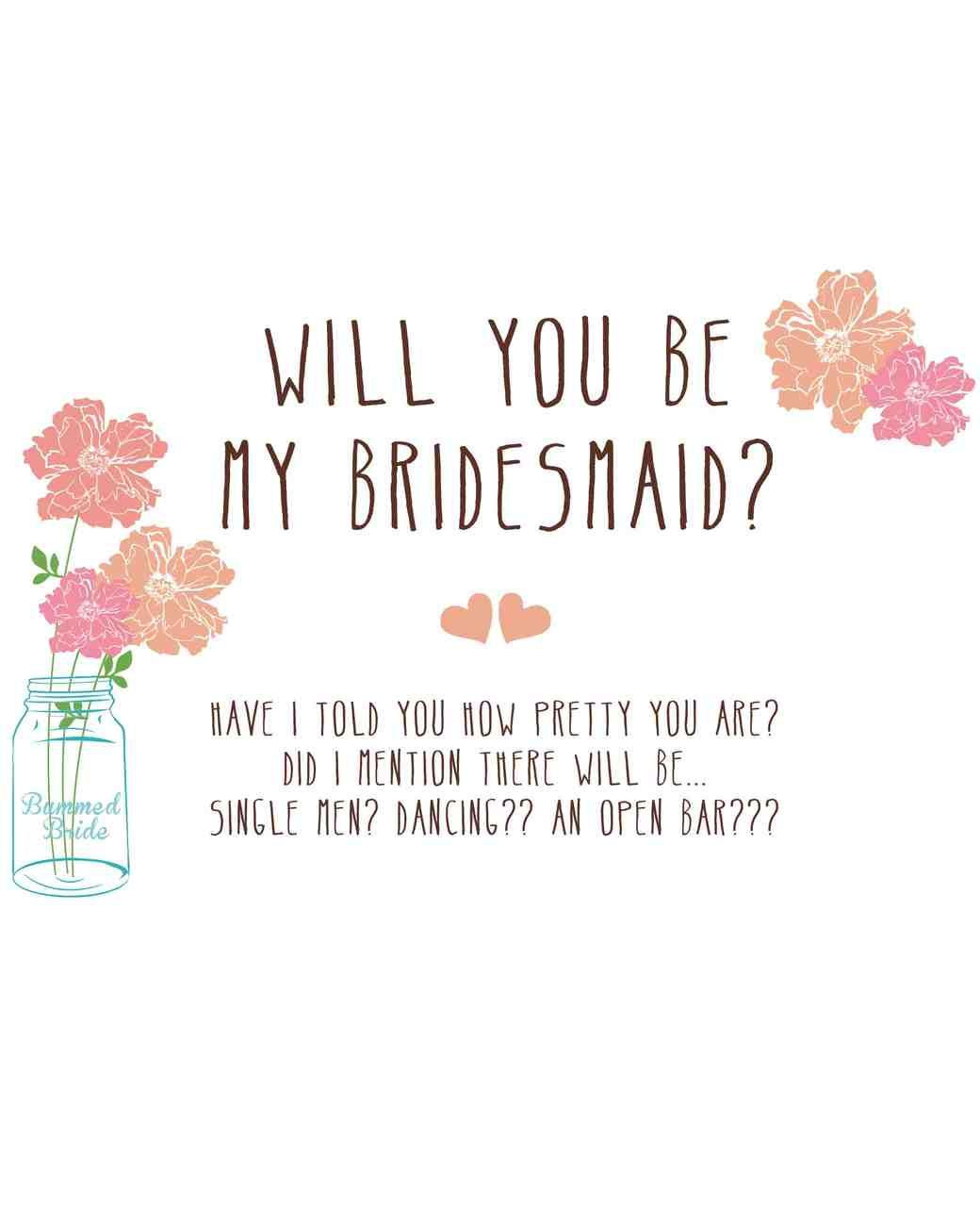 12 Will You Be My Bridesmaid? Cards We Love | Will you