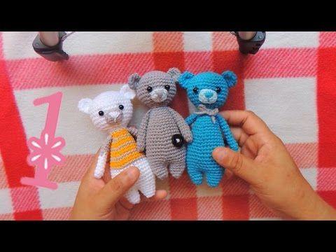 Sonajero Amigurumi!! (FÁCIL) - YouTube | bebé | Pinterest ...